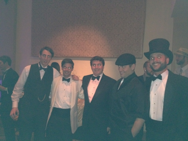 speakeasy gentleman